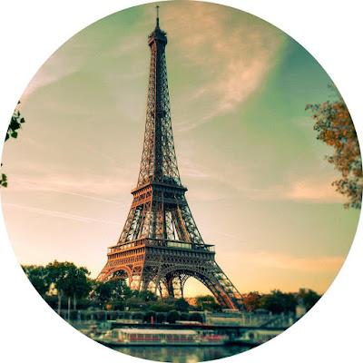 افتار برج ايفل باريس بدون حقوق لحسابك على مواقع التواصل