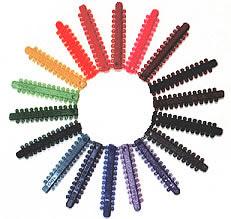 color braces yang cantik