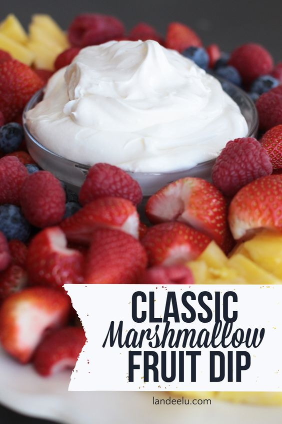 CLASSIC MARSHMALLOW FRUIT DIP #recipes #dessertrecipes #easyrecipes #easydessertrecipes #food #foodporn #healthy #yummy #instafood #foodie #delicious #dinner #breakfast #dessert #lunch #vegan #cake #eatclean #homemade #diet #healthyfood #cleaneating #foodstagram