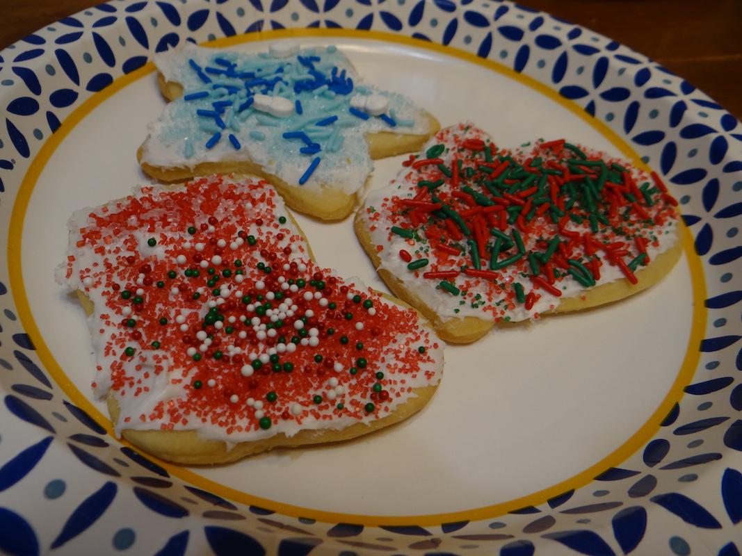 Rebekah Ashleigh Sugar Cookie Recipe