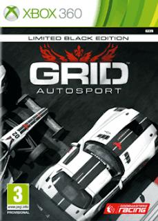 GRID Autosport (XBOX360) 2014 DUBLADO PT-BR