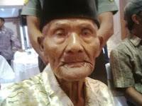 """Veteran Usia 100 Tahun Ini Cuma Ingat Nama """"Mbah Hasyim"""""""