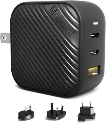 Cargador USB-C de 65 W GaN PD (Enchufe americano)