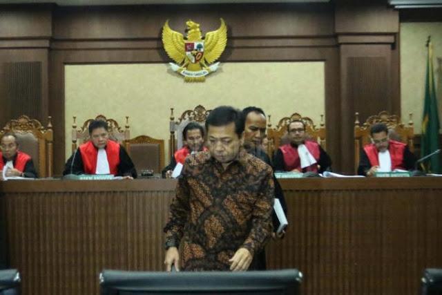 Mantan Ketua MK: KPK Punya Hak Tangkap Setnov