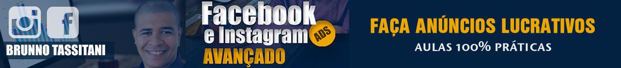 Curso de Facebook e Instagram Avançado