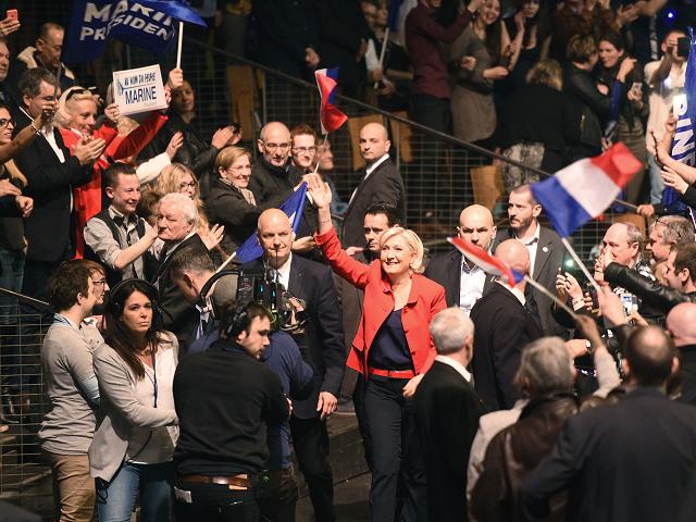 Europos naikinimo kronika 6. Marin Le Pen: ES pasmerkta subyrėti. Giulio Meotti: islamas užvaldys Europą.
