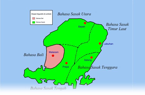 asal susul pulau lombok dan suku sasak