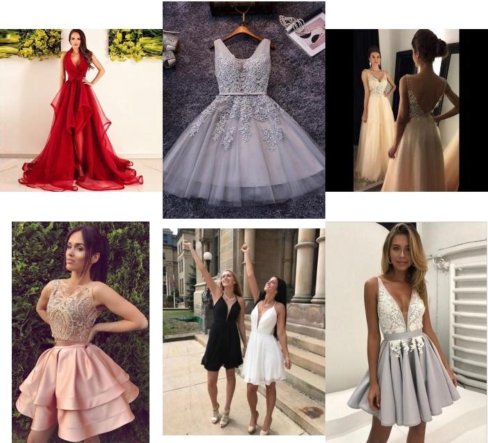 Prom dresses || babyonlinedress.fr