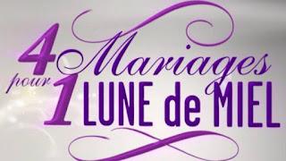 4 mariages pour 1 lune de miel du 27 mai 2019 – Merveille et François