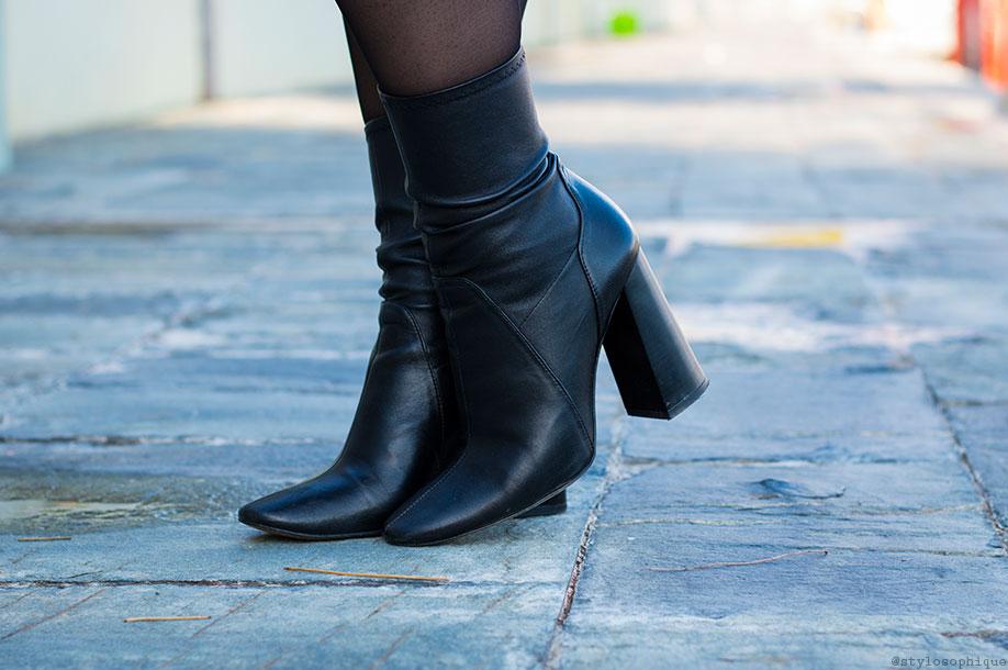 sock boots, salopette, overalls, culottes, cropped pants, pied-de-poule