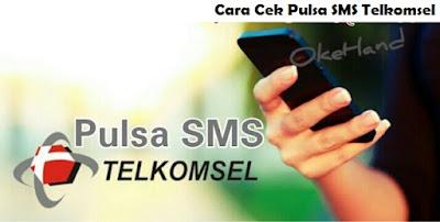 Cek Sisa Pulsa SMS Telkomsel