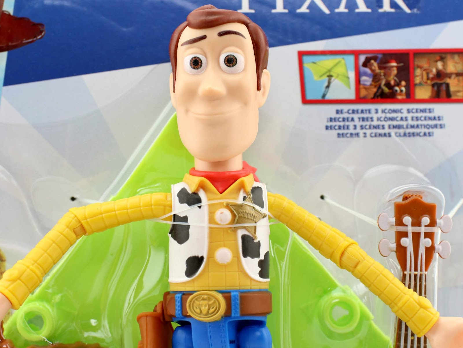 """Toy Story 25th Anniversary """"Character Moments"""" Packs by Mattel"""