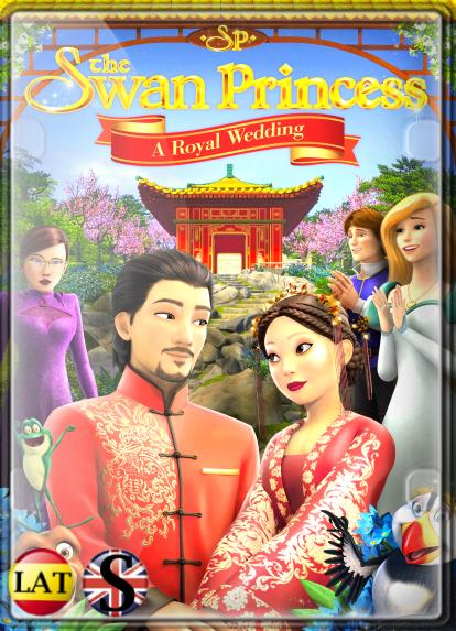 La Princesa Encantada: Una Boda Real (2020) WEB-DL 720P LATINO/INGLES