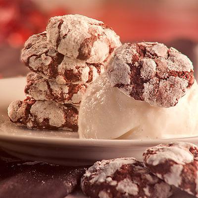 Crinkle de Brownie com Cranberry e Macadâmia - Foto divulgação