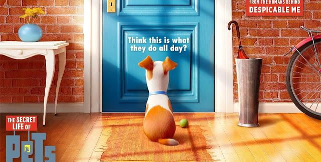 Film animowany o życiu zwierząt domowych