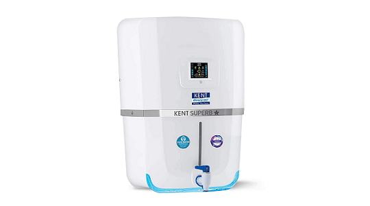 KENT Superb Star RO+UV+UF+TDS Controller Water Purifier