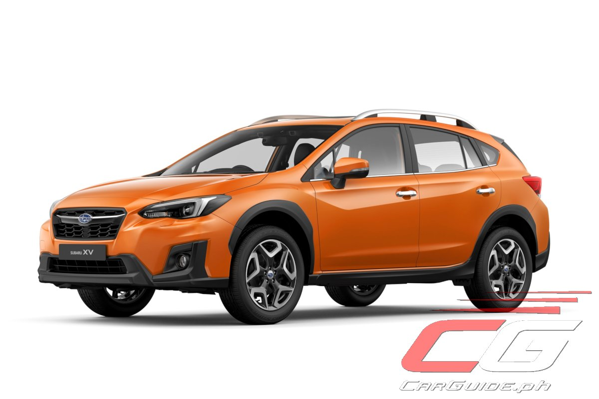 Subaru Launches EyeSight-Equipped 2018 Outback and XV | Philippine Car News, Car Reviews ...