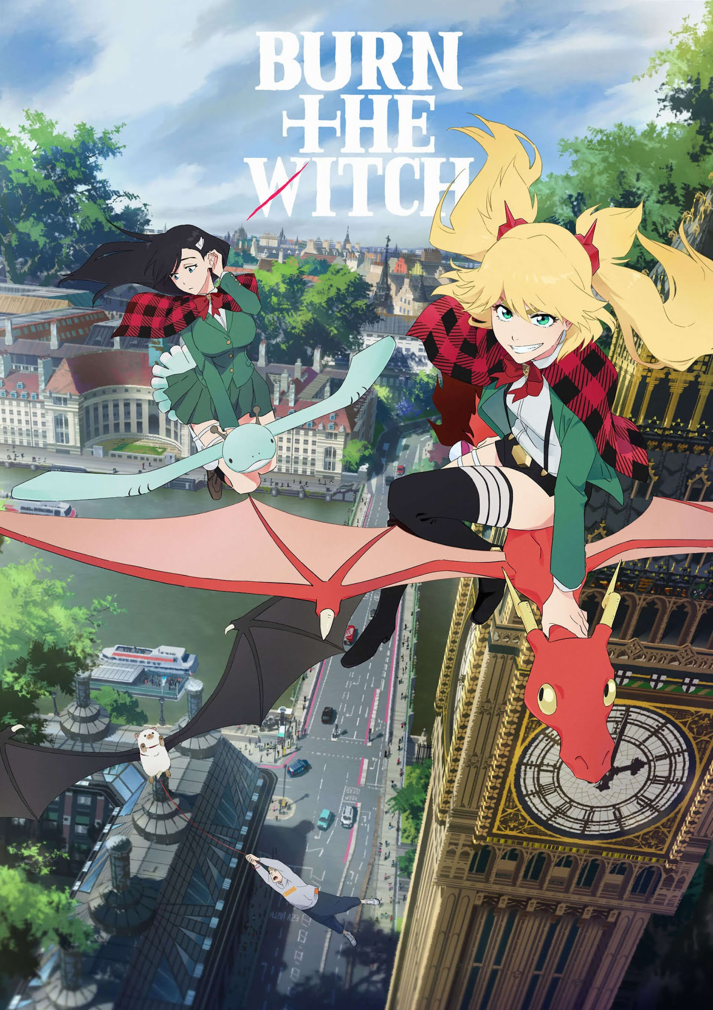 Burn the Witch Batch Subtitle Indonesia [x265]