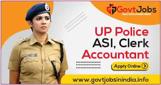 UP-Police-ASI-Clerk-Accountant-Apply Online
