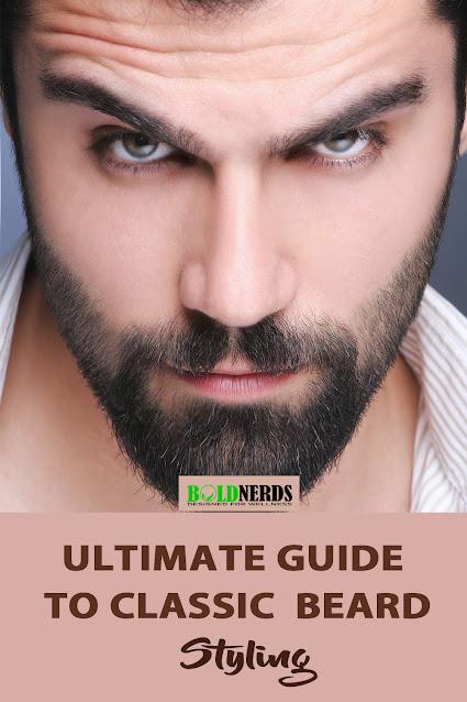 Beard Styling Tips for men