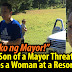 """Anak Ako Ng Mayor!"" Alleged Son of a Mayor SLAPS and Threatens Woman at a Resort in Rizal"