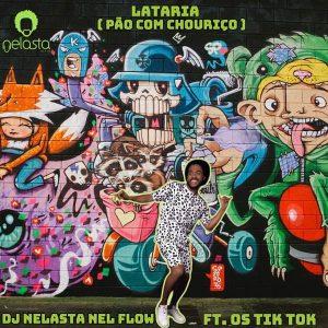 DJ Nelasta pao com chorisso