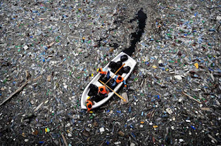 The Great Pacific Garbage Patch: How We Made An Entire Continent Out of Trash