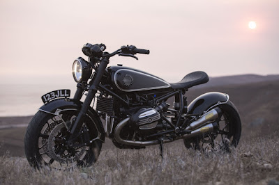 BMW R Nine T Bobber by Roland Sands Design