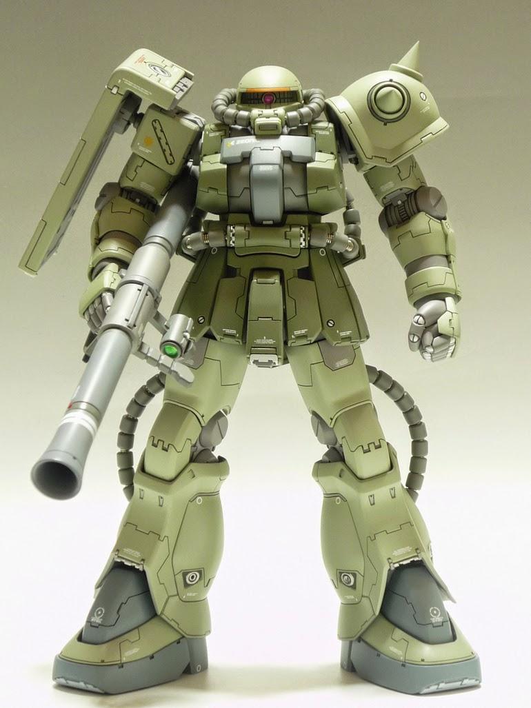 Custom Build: HGUC 1/1...