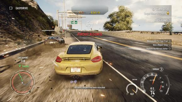 Download Need For Speed Rivals Repack