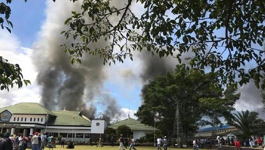 Korban Tewas Rusuh Wamena Jadi 23 Orang, Luka-luka 63