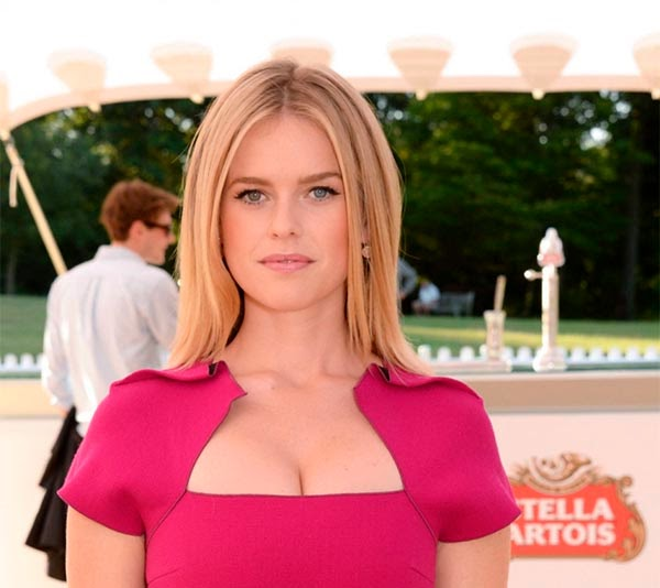 Alice Eve Ms. Marvel