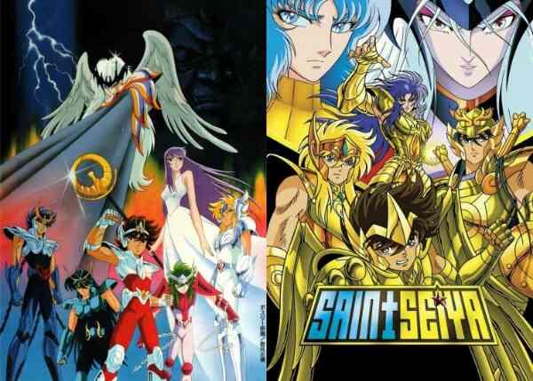 anime saint seiya warriors of the final holy battle