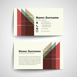 تحميل مجموعة من التصميمات الحديثة لبطاقات الأعمال كروت الفيزيت6