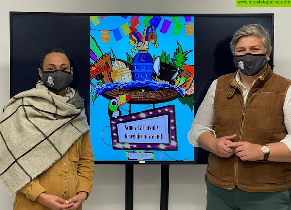 """Los Llanos presenta la programación del Carnaval 2021 bajo el lema """"Somos Carnaval y lo seguiremos siendo"""""""