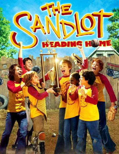 Ver Nuestra pandilla 3 (The Sandlot 3) (2007) Online