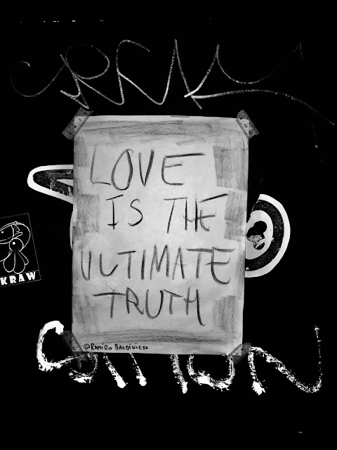 Love is the ultimate truth
