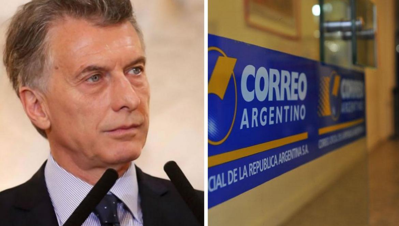 Correo Argentino de la familia Macri