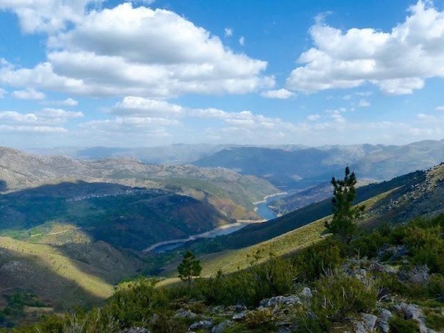 Parque Nacional Peneda-Gerês em Portugal