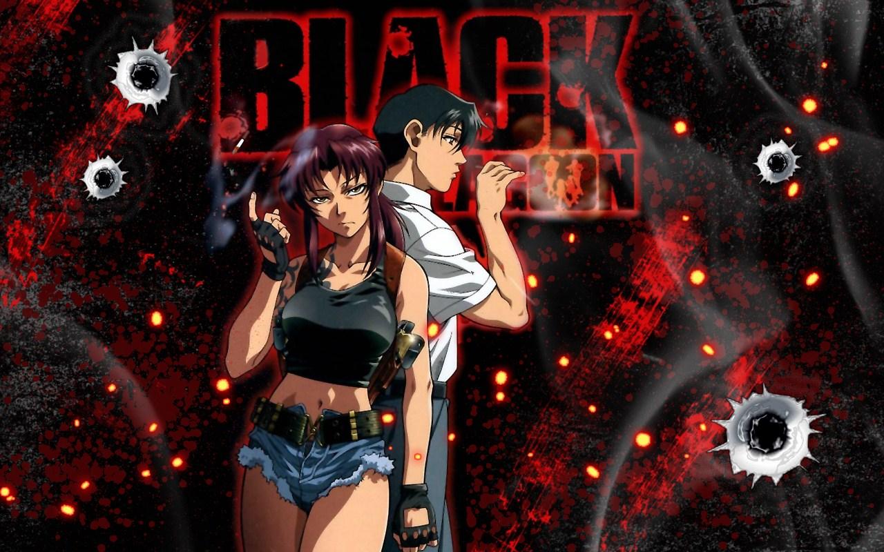 Black Lagoon BD Subtitle Indonesia Batch