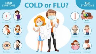 Gangguan Flu Umum Pada Anak