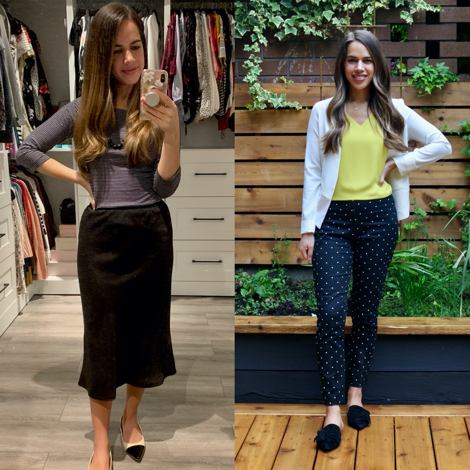 Jules in Flats - What I Wore to Work In July (Business Casual Workwear on a Budget)