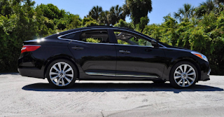 2016 Hyundai Azera Review