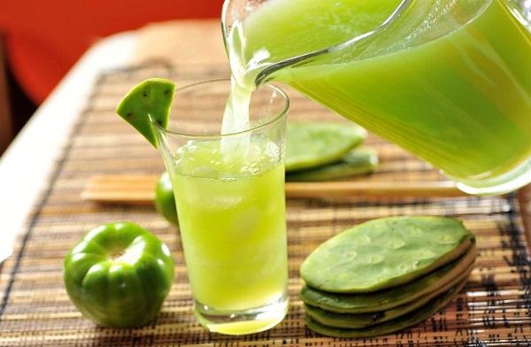 Benefits of aloe vera juice for the body