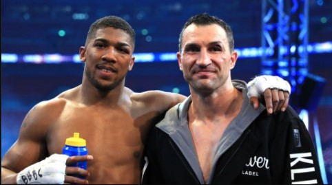 Joshua Can Respond To Usyk Defeat, But Usyk Is Something Special - Klitschko Says