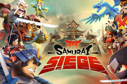 Download Game Samurai Siege: Alliance Wars Apk v1448.0.0.0 (Mod Money)