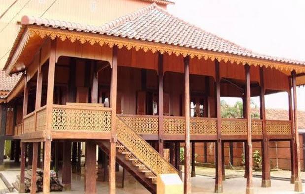 Lampung terletak di belahan paling bawah Pulau Sumatera yang berbatasan pribadi dengan Sel Rumah Adat Lampung : Nuwou Sesat, Konstruksi dan Penjelasannya