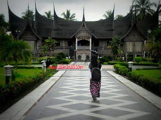Rumah gadang payakumbuh