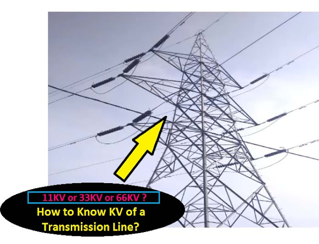 How to Know the KV of a Transmission Line? Easy Way