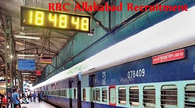 RRC Allahabad Recruitment